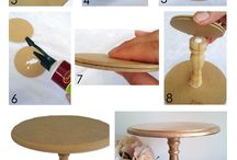 Diy's for cake stands