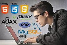 Desarrollo web / Códigos tutoriales y ejemplos