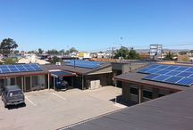 Class A Energy Solutions Commercial Solar Installations. / Commercial Solar Installations for businesses around Australia