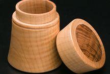 Woodturning bowls