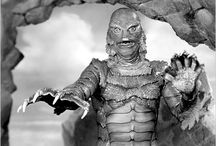 Creature From The Black Lagoon / Film stills, memorabilia, tributes, and memories of Creature From The Black Lagoon / by Dusty Murphy