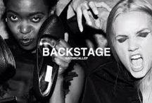 Work Life, Hair Life, Style Life / All things style, fashion, backstage, hair, make up