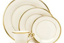 Elegant Dinnerware &Table setting