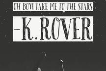 Krover / Krover writings