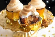 Fairy Cakes and Cupcakes / They may be small in size, but they are mighty in taste.