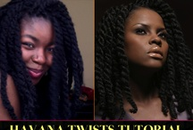 03. Natural Hair - Twists & Braids / Twisted and braided natural hair styles!! / by Textured & Fresh