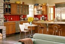 Kitchen / by Sheila Narum-Olson