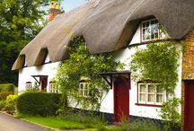 cottages /Engeland