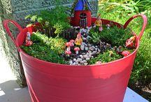 Backyard Oasis / by Jennifer Archambeault