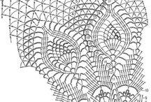 uncinetto crochet 8