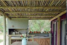 Yurt Kitchen