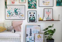 *kids room & nursery & decorations*