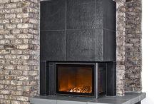 Kominki nowoczesne / W manufakturze Riwal wytwarzamy także kominki nowoczesne. Modern fireplaces.