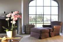 Interior / Stylisch interior inspiration. Build with natural warm and cosy materials