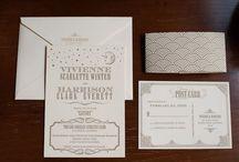 Wedding Invitations & Paper ideas