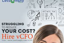 Virtual CFO Services / Virtual CFO (vCFO) service provides businesses which have a finance and accounts team but do not have an in-house CFO