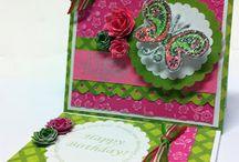 Cricut - Flower Shoppe / by Linda Spray