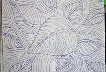 Art: Line Drawings / Line drawings