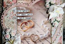 Bryllupp kort
