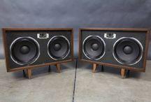 Sound - Speakers - Altec
