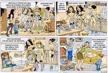 Cartoons - Comix