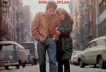 The Freewheelin' Bob Dylan / http://oigofotos.wordpress.com/2013/08/16/una-de-las-mas-bellas-y-romanticas-portadas-de-disco-the-freewheelin-bob-dylan-por-jesus-ordovas/