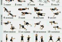 Men's Exercises