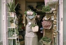 Shop Front Goodies / A collection of inspiring ideas for a shop front