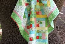 quilts from precuts / by Bron