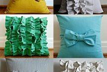 poduszki // pillows