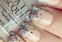Nailed it! / Nail polishes galore