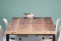 Table bois custom