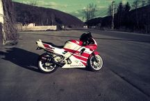 Honda CBR 600 F2