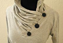 Kraag voor trui