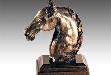 Glazes 101 / The art of glazing ceramic sculpture / by Barbara Brown