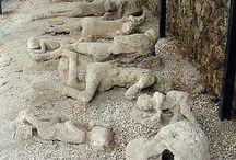 Pompeii / Помпеи и Геркуланиум. Археологический памятник.