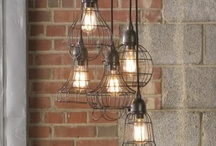 lighting / by Vintage No. 35