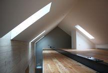 ATTIC / Dachstuhl / Some nice attics