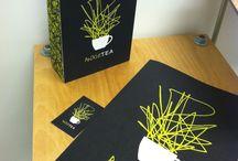 Mood Board | Tea Crafters