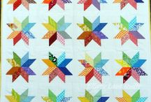 Quilting Love: HST, HRT, and 1/4 sq Triangles / by Karee