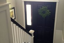 entry way / by Megan Vickery