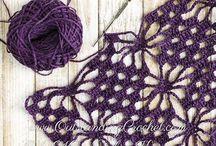 Lavori a maglia uncinetto