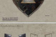 Concept - Shields