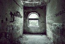 Urbex / Opuszczone miejsca, fotografia industrialna