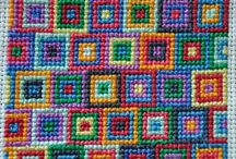 Bulgarian cross stitch