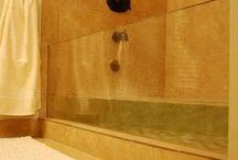 bathroom remodel ideas / by M K