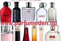 Parfüm kollekciók