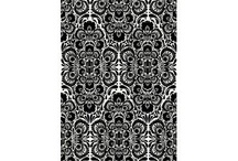 Gothic wallpaper ideas