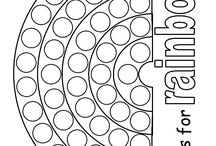 Dot Marker Pages
