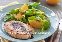 DASH Diet Tips & Recipes / Tips and recipes for those interested in the DASH diet